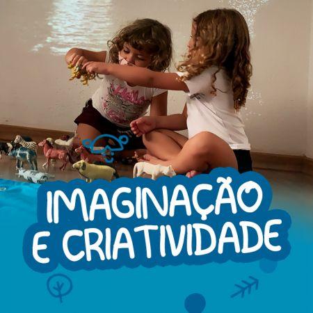 Imaginação e criatividade